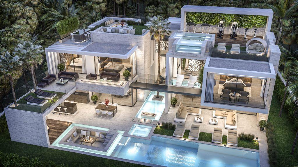 Виллы дубае ramada jumeirah hotel 4 оаэ дубай