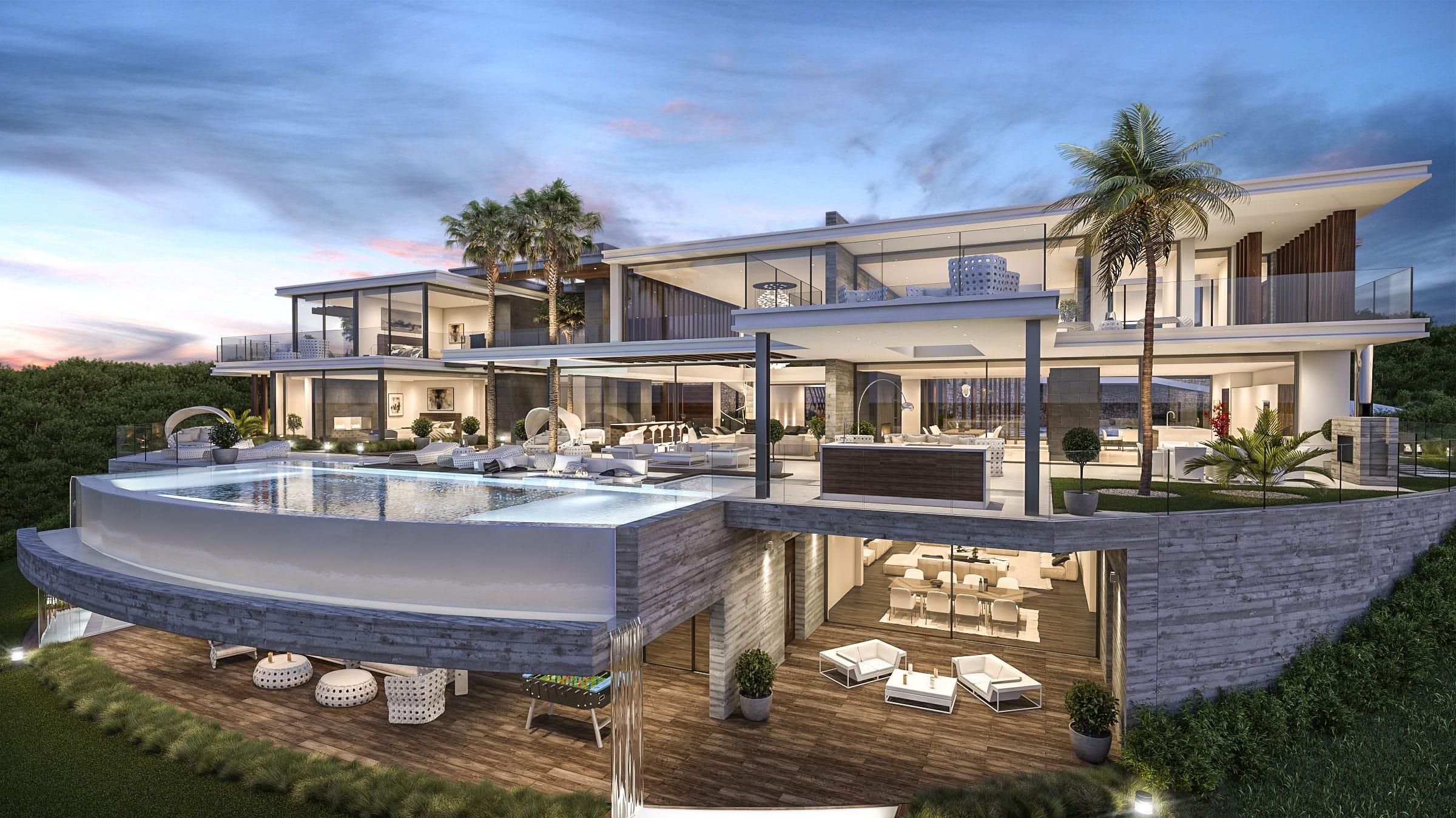 Villa Valhalla Spain B8 Architecture And Design Studio