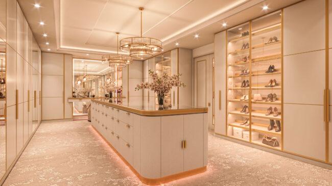 Nad al Sheba / Renewed Classic Style Dressing Room