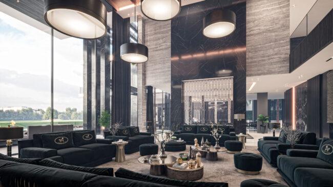 Emirates Hills / Interior Design