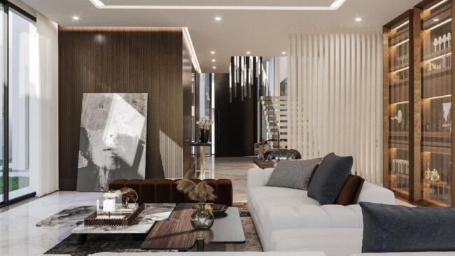 Villa Renovation / The Palm / Interior Design