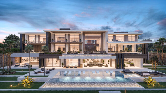 Villa Arabisc
