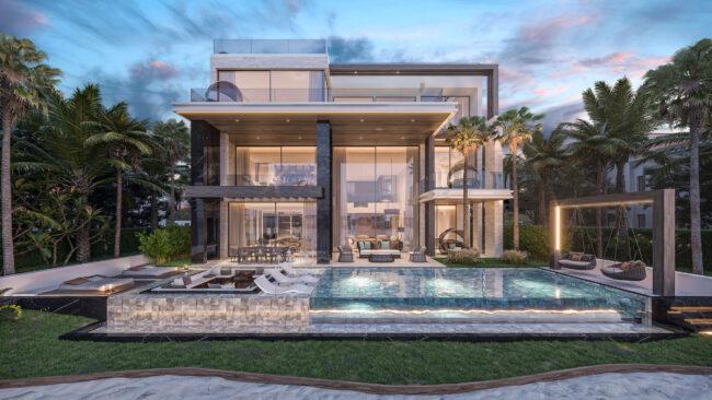 Villa Alpago · The Palm G15B